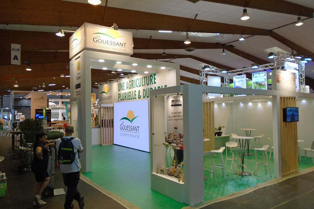 La collaboration entre Bicub et l'entreprise Le Gouessant continue pour la 5ème année.