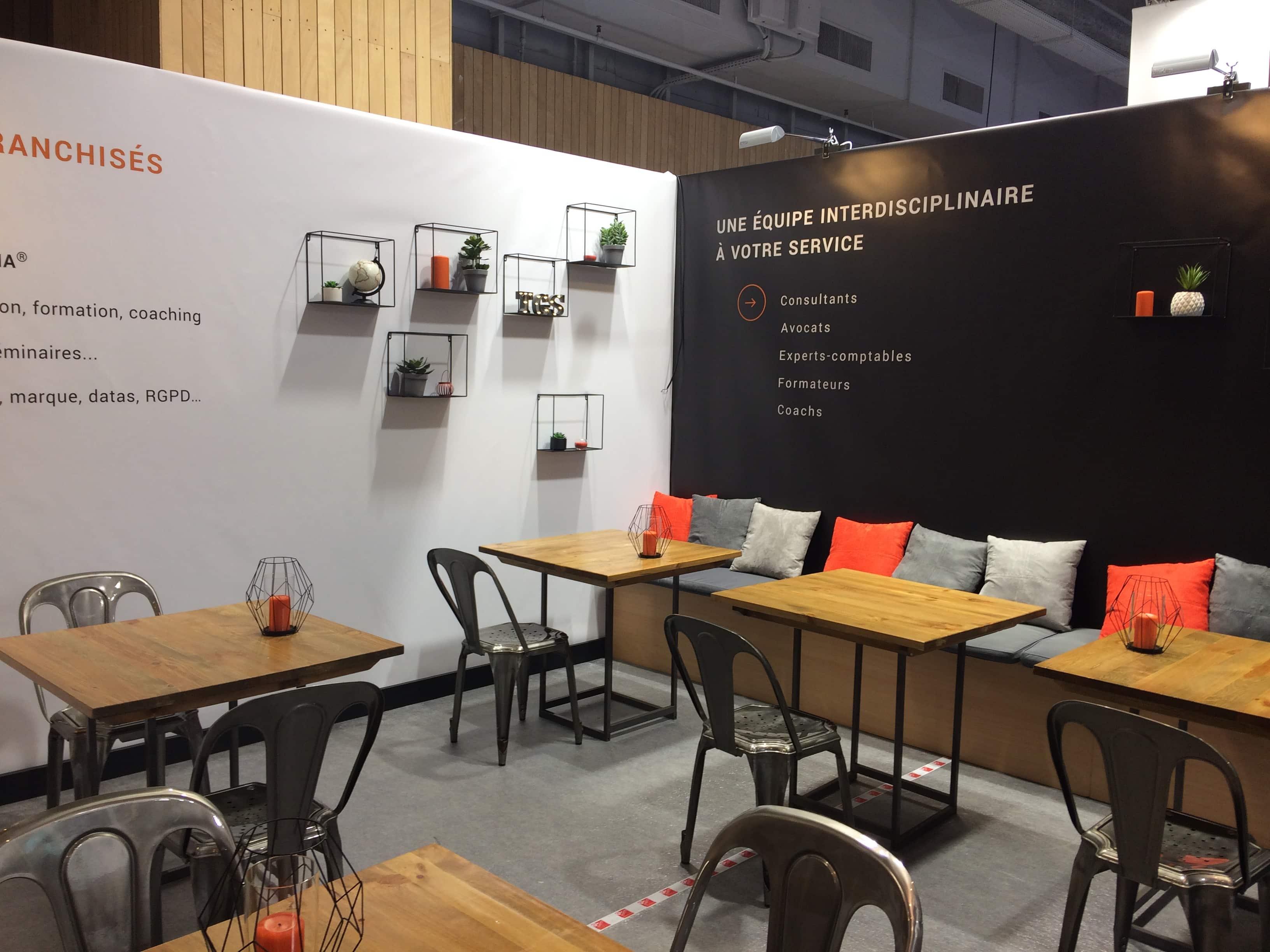 TGS FRANCE était présent sur le salon franchise expo 2019 à Paris.