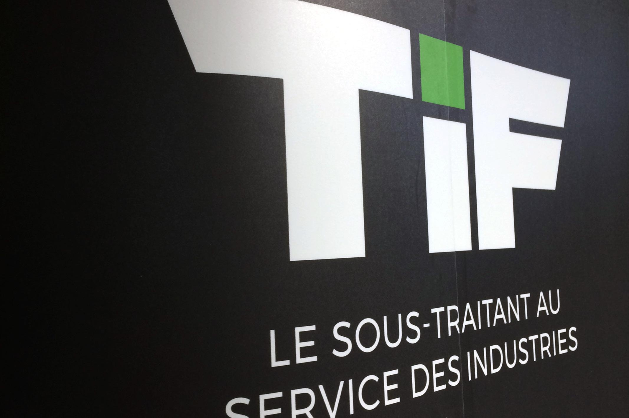 La société TIF SAS est le spécialiste de la tôlerie industrielle.