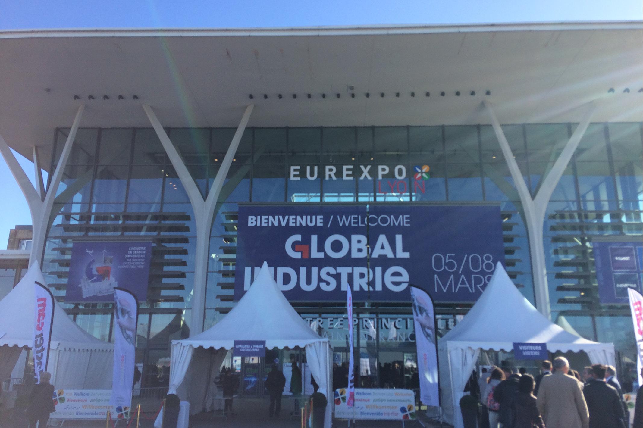 Le MIDEST a eu lieu a Lyon du 5 au 8 mars 2019.