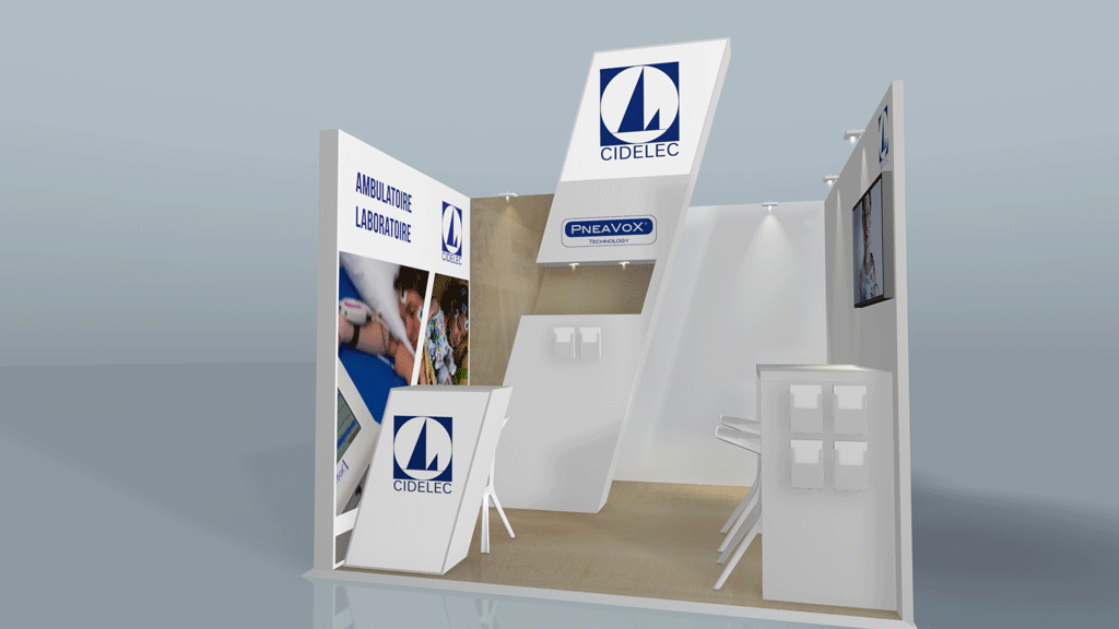 stand exposition petite surface
